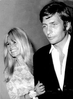 Brigitte Bardot & Gunter Sachs
