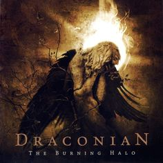 Draconian - The Burning Halo (CD, Album) at Discogs