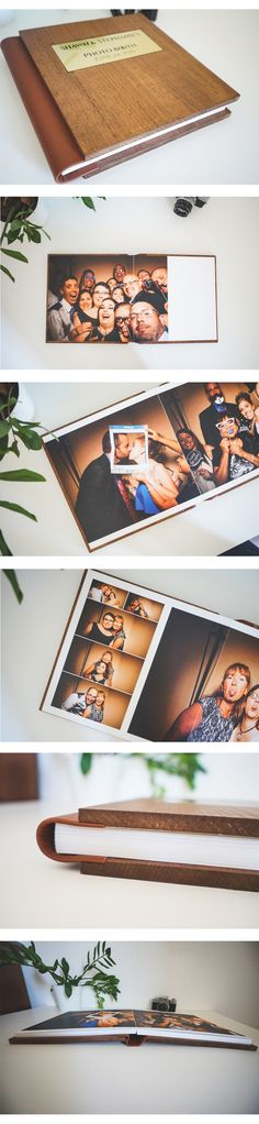 New updated spine for easier viewing of your beautiful Whimsical Albums! Photos by Justin Heyes Photography
