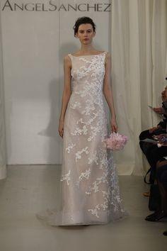 Angel Sanchez Runway Show, Spring 2014 - Wedding Dresses and Fashion Ideas