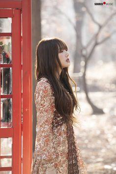 Yerin Kpop Girl Groups, Korean Girl Groups, Kpop Girls, Extended Play, Gfriend Album, Japanese Singles, Girls In Mini Skirts, Because I Love You, Song One