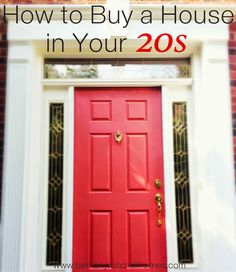 Bethany Mitchell Homes: How to Buy a House in Your 20s (Part1)  Ask me how I can help you find your future home! Bethanymitchell@kw.com