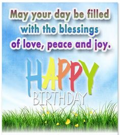 religious birthday wishes to write in a card great ideas