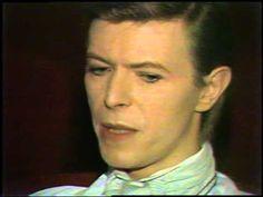 David Bowie Bob Sirott Chicago Interview Clip - YouTube