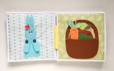 Two Quiet Books Special Offer on Toddler Busy Book Felt Book