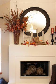 Sweet Something Designs: Autumn Mantle 2012