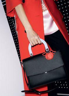 Bolsa Dior muito fofa!