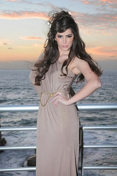 """Photoshoot in Lebanon from my FW 2010/2011 Collection """"Femme Royale"""""""