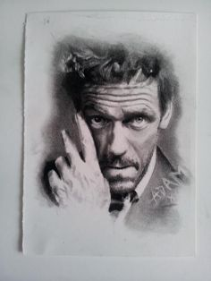 Dr. Gregory House - Adam Davey