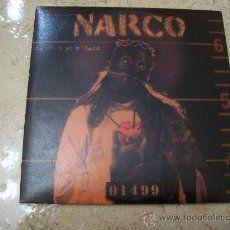 CD SINGLE PROMO NARCO - TU DIOS DE MADERA - CAJA CARTON