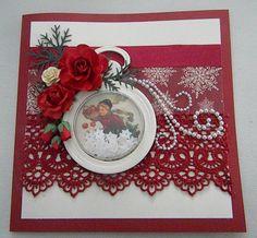 Red Christmas - Scrapbook.com