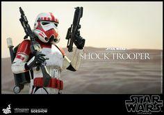 Ombre Trooper Figurine Collection Vintage Rise de Skywalker Star Wars Tvc Ample