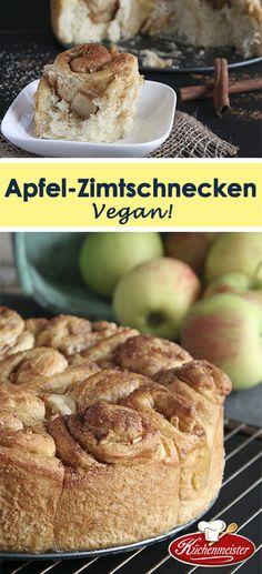 Unsere veganen Apfel-Zimtschnecken sind sowohl für Veganer als auch alle anderen Genießer ein absolutes MUSS. Überzeugen Sie sich selbst von diesem tollen Rezept.