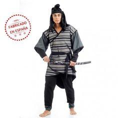 #Disfraz de #Samurai #Premium para hombre