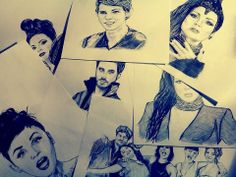 More stunning drawings from @weonceuponatime  https://www.facebook.com/PencildrawingLoanne