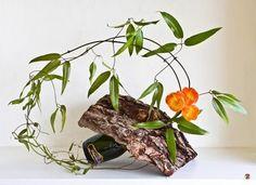 amazing ikebana..