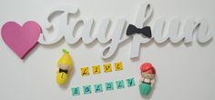 """I am a fan of scrubble, literally! That's why I personally made a scrubble game. The name at the top """"Tayfun"""" is belonged to my husband :) Of course, playing scrubble with him is a unique pleasure for me."""