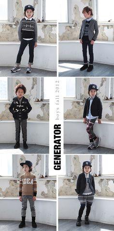 kids who dress like adults- love it