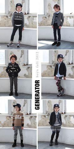 kids who dress like adults- love it