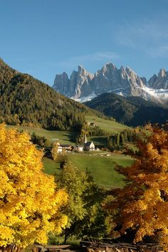 Val di Funes - Dolomites, South Tyrol, Italy