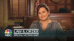 Mariska on Olivia as a Mother (Interview)