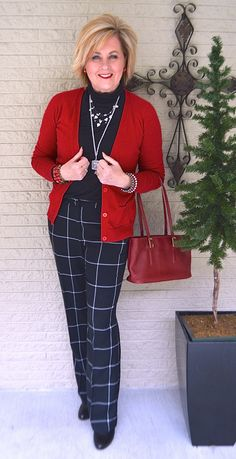 50 IS NOT OLD | CUPID AND CANDY | Valentine's Day Outfit | Red and Black | Accessories | Fashion over 40 for the everyday woman #Cupid #Candy #plunderjewelry