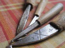 Primitive Handmade Rug Hooking Tools...?