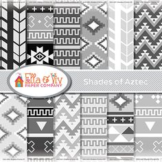 Shades of Aztec Collection