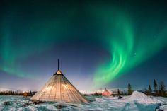 Chase the Northern Lights from the city of Tromso — Norway's gateway to the Arctic Tromso, Aurora Borealis, Go Glamping, Luxury Glamping, See The Northern Lights, Samar, Under The Stars, Luxury Travel, Iceland