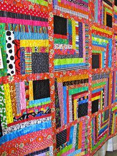 Canton Village Quilt Works: Scraps