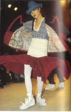 1983-84 - Vivienne Westwood 'Witches' collection