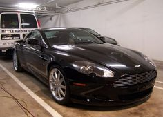 DB9 looking fine by Superior Shine!