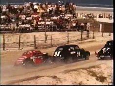 NASCAR Daytona Beach Race - 1952 Jimmie Lewallen driving #47