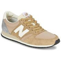 Chaussures Baskets basses New Balance U420 Beige