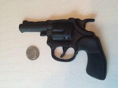 Fondant Gun for Birthday Cowboy Cake or Childs by GiftsbyLaney, $8.95