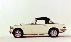 1965 Honda S800 Roadster