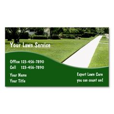 210 best lawn care business cards images on pinterest business landscaping business cards colourmoves