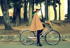 Cycle Chic (by Yayah Mohamad) http://lookbook.nu/look/3048619-Cycle-Chic