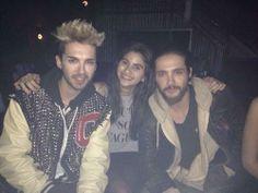 2014.03.06 Bill and Tom New York last night!!!