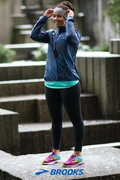 Gear Up for the New Year| Cold Weather Running Jackets | From Brooks Running