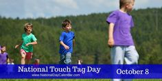 AMERICAN TOUCH TAG DAY  – October 8