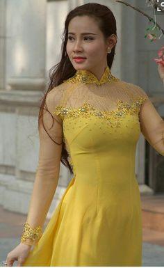 Modern Áo dài ~ Việt Nam