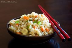 Vegetable Fried Rice Final