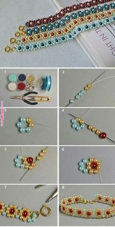 Kreativer Schmuck – # # Kreativer Schmuck Creative jewelry – # # Creative jewelry Related posts: Creative packaging ideas for a money gift and jewelry 10 DIY Creative Bracelet Ideas – DIY Jewelry Evil Eye Bra… Beaded Bracelets Tutorial, Beaded Bracelet Patterns, Handmade Bracelets, Beading Patterns, Beads Tutorial, Embroidery Bracelets, Seed Bead Patterns, Seed Bead Bracelets Diy, Seed Bead Crafts