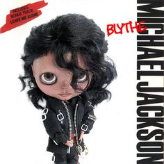 Michael Jackson Blythe