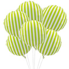 Striped, polka dot, star, and more balloons at Oriental Trading. Apple Birthday Parties, Carousel Birthday Parties, 5th Birthday, Birthday Ideas, Hungry Caterpillar Party, Mylar Balloons, Alice In Wonderland Party, Balloon Bouquet, Cupcake Party