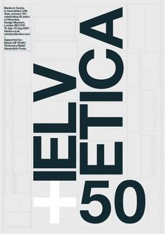 —Helvetica 50 by Build