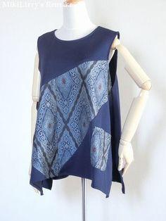 着物リメイクとオリジナル販売のMikiLirryです。着物リメイクからオリジナルの洋服や小物まで心を込めておつくりいたしました。