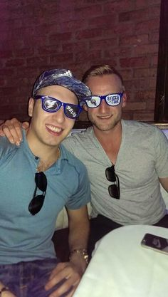 Showing some SoF love!! @RealStamkos91 and Nikita Nesterov