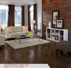 Somerset Floors | Color Strip Collection